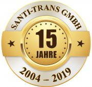 15 Jahre Erfahrung in Lager, Logistik und Transport