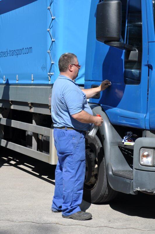 Fahrzeugflotte Santi-Trans GmbH