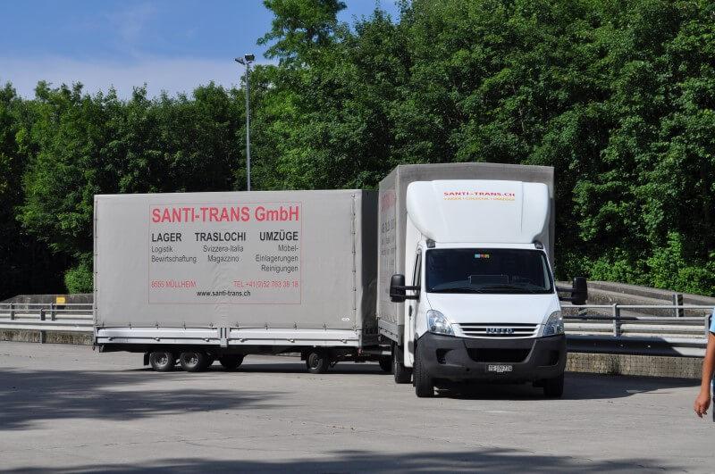 Santi-Trans GmbH - Umzüge