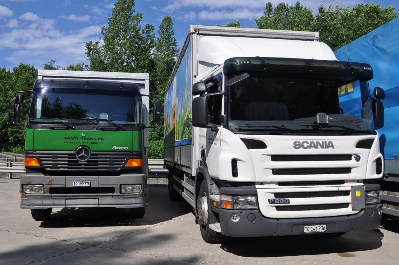 Santi-Trans GmbH - Transport Logistik