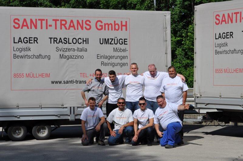Santi-Trans GmbH - Team