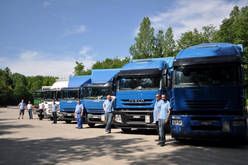 Santi-Trans GmbH - Transport LKW Fahrer