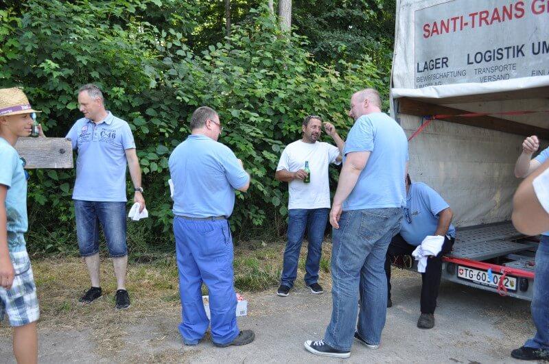 Santi-Trans GmbH - gut gelaunt