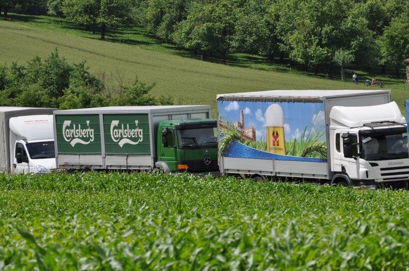 Santi-Trans GmbH - Transporte