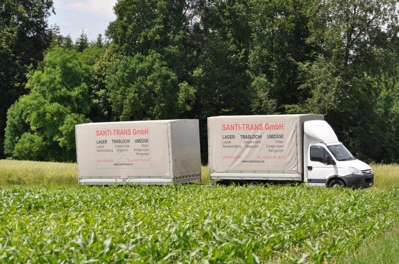 Santi-Trans GmbH - Umzugsservice