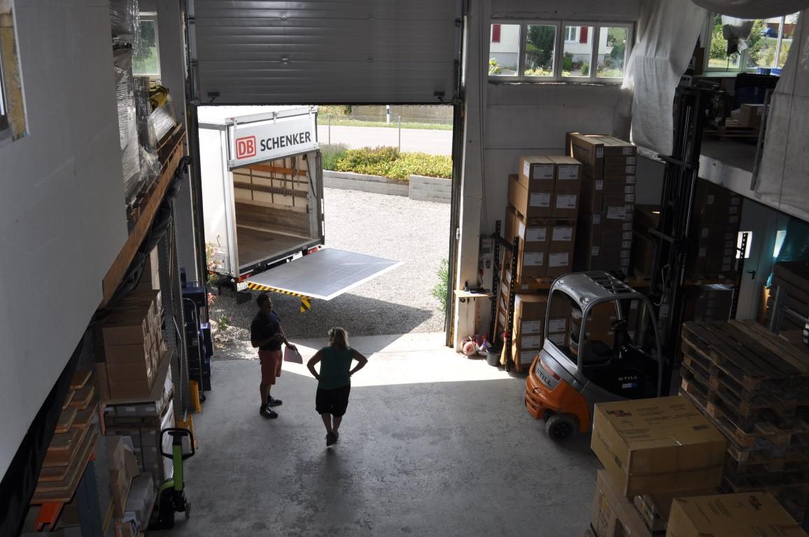 Logistik - Lagerbewirtschaftung und Warenwirtschaft