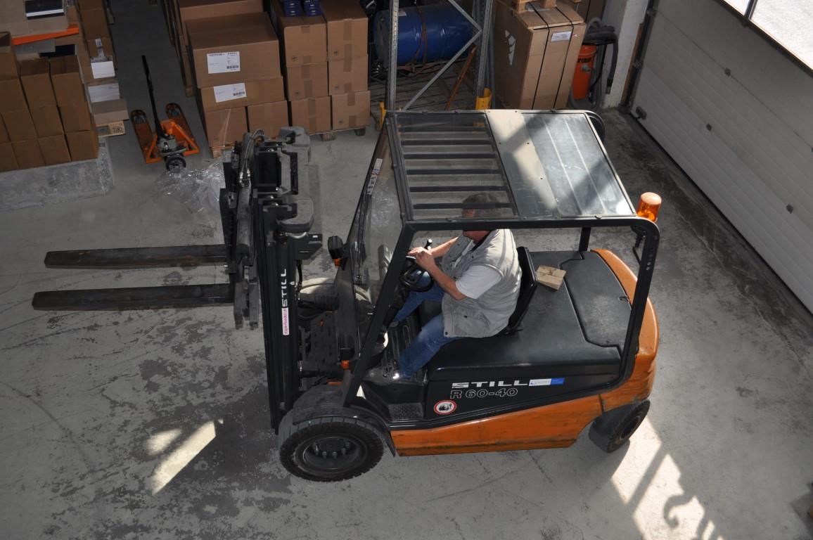 Logistikunternehmen - Lagervermietung