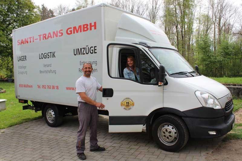 Santi-Trans GmbH – Über uns
